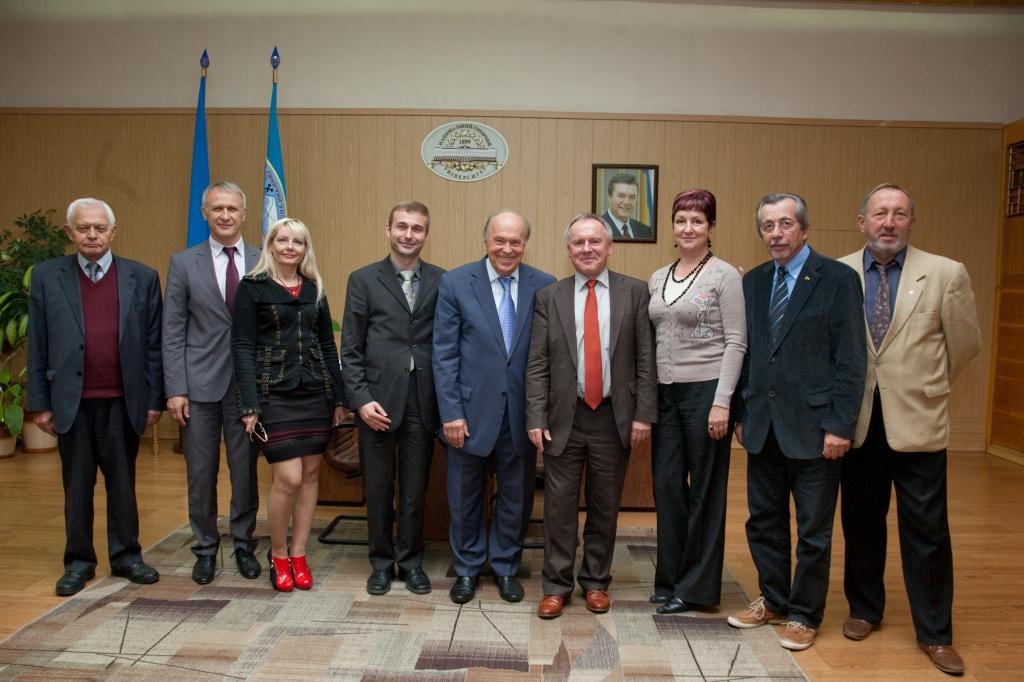 делегація з Есслінгенського університету